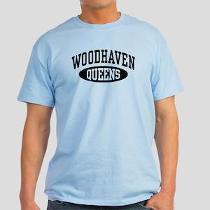 Woodhaven Queens Light T-Shirt