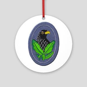 German Sniper Emblem Ornament (Round)