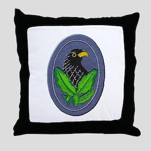 German Sniper Emblem Throw Pillow