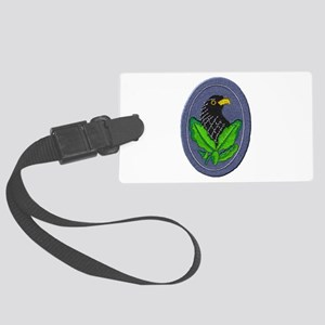 German Sniper Emblem Luggage Tag