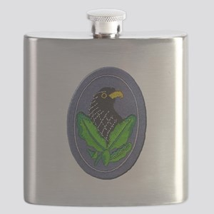 German Sniper Emblem Flask