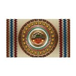 Aztec-ish Decor 35x21 Wall Decal