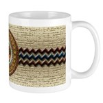 Aztec-ish Decor Mug