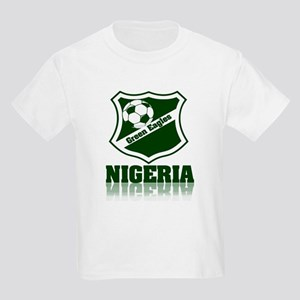 Retro Green Eagles Kids T-Shirt