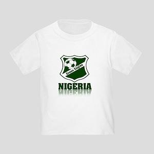 Retro Green Eagles Toddler T-Shirt