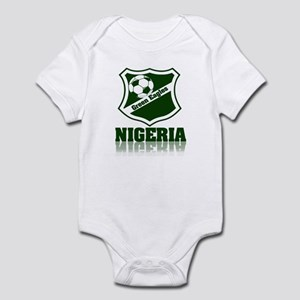 Retro Green Eagles Infant Creeper