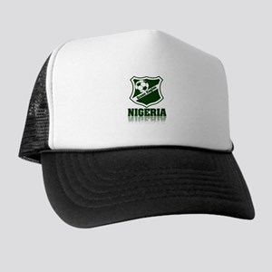 Retro Green Eagles Trucker Hat