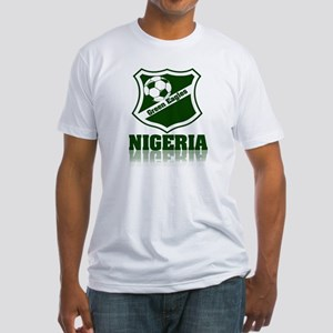 Retro Green Eagles Fitted T-Shirt