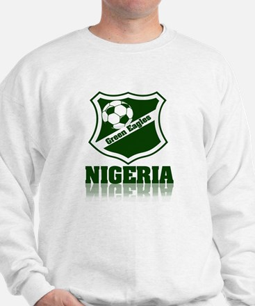 Retro Green Eagles Sweatshirt