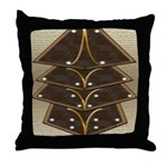 Aztec-ish Decor Throw Pillow