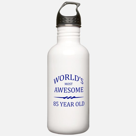 World's Most Awesome 85 Year Old Water Bottle