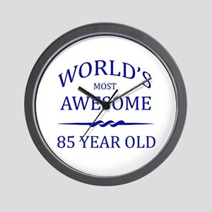 World's Most Awesome 85 Year Old Wall Clock