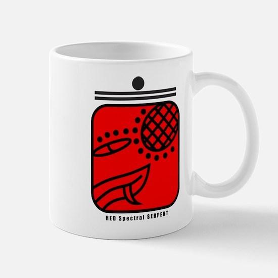 RED Spectral SERPENT Mug