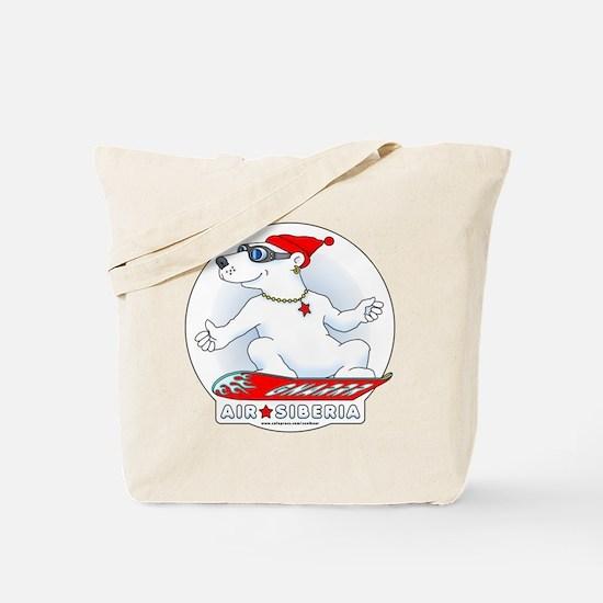 Cool Bear Tote Bag