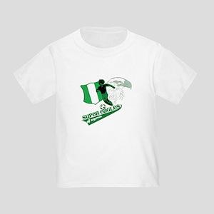 super eagles t shirt Toddler T-Shirt