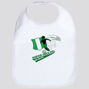 super eagles t shirt Bib