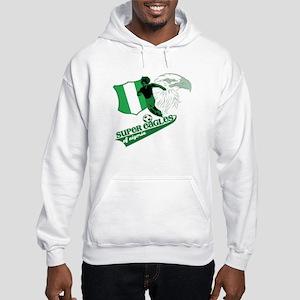 super eagles t shirt Hooded Sweatshirt