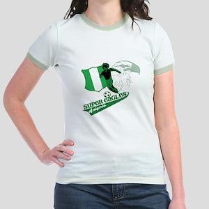 super eagles t shirt Jr. Ringer T-Shirt