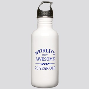 World's Most Awesome 25 Year Old Stainless Water B
