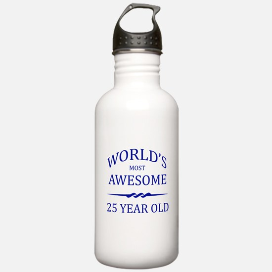 World's Most Awesome 25 Year Old Water Bottle