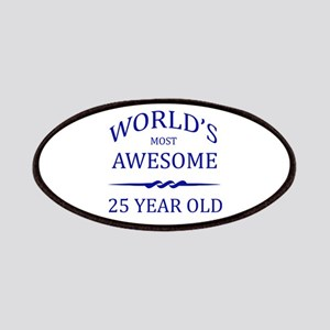 World's Most Awesome 25 Year Old Patches