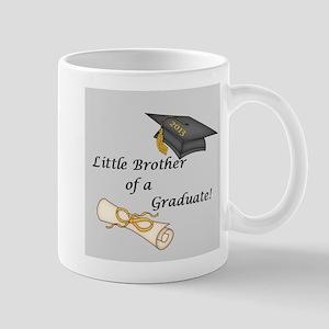 Little Brother of a Graduate Mug