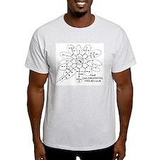 Chlorophyll Ash Grey T-Shirt