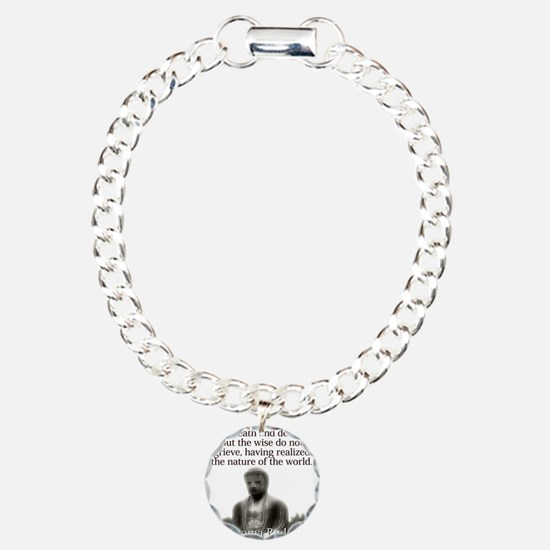 The World Is Afflicted - Buddha Bracelet