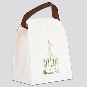 Maypole Canvas Lunch Bag