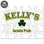 Kellys Irish Pub Puzzle