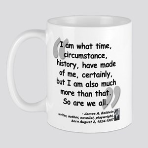 Baldwin More Quote Mug