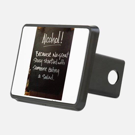 The truth about Alcohol Hitch Cover