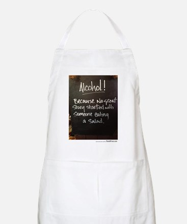 The truth about Alcohol Apron
