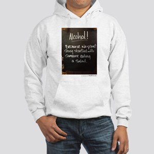 The truth about Alcohol Hoodie