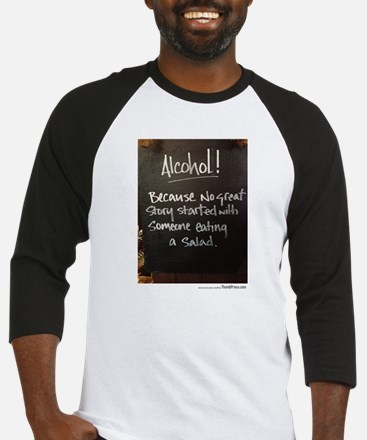 The truth about Alcohol Baseball Jersey