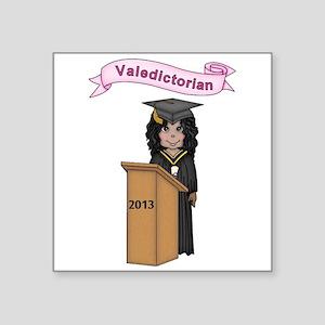 Proud Valedictorian 2013 Sticker