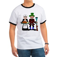 Masonic/OES Thanksgiving Pilgrims T