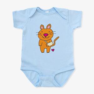 Broken Kitty Body Suit