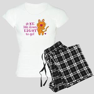 One Life Down... Pajamas