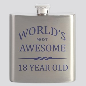 World's Most Awesome 18 Year Old Flask