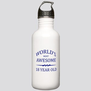 World's Most Awesome 18 Year Old Stainless Water B