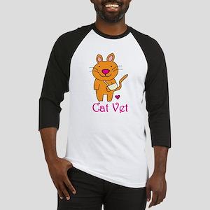 Cat Vet Baseball Jersey