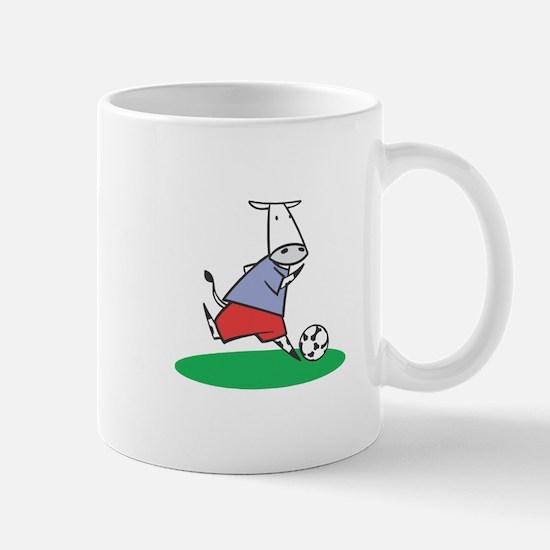 Soccer Cow Mug