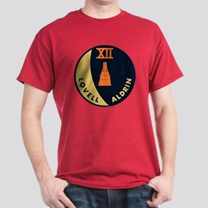 Gemini 12 Lovell/Aldrin Dark T-Shirt