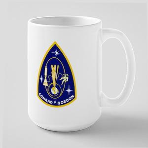 Gemini 11 Conrad/Gordon Large Mug