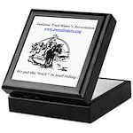 Indiana Trail Riders logo Keepsake Box