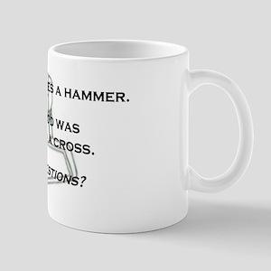 Hammer Mug