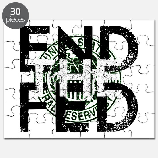 End the Fed Green Puzzle