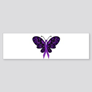 Fibromyalgia Awareness Bumper Sticker