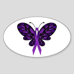 Fibromyalgia Awareness Sticker